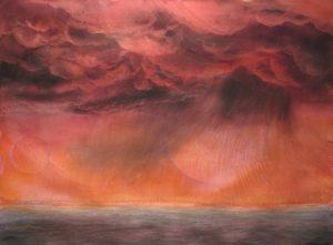 7 p.m. Storm Clouds
